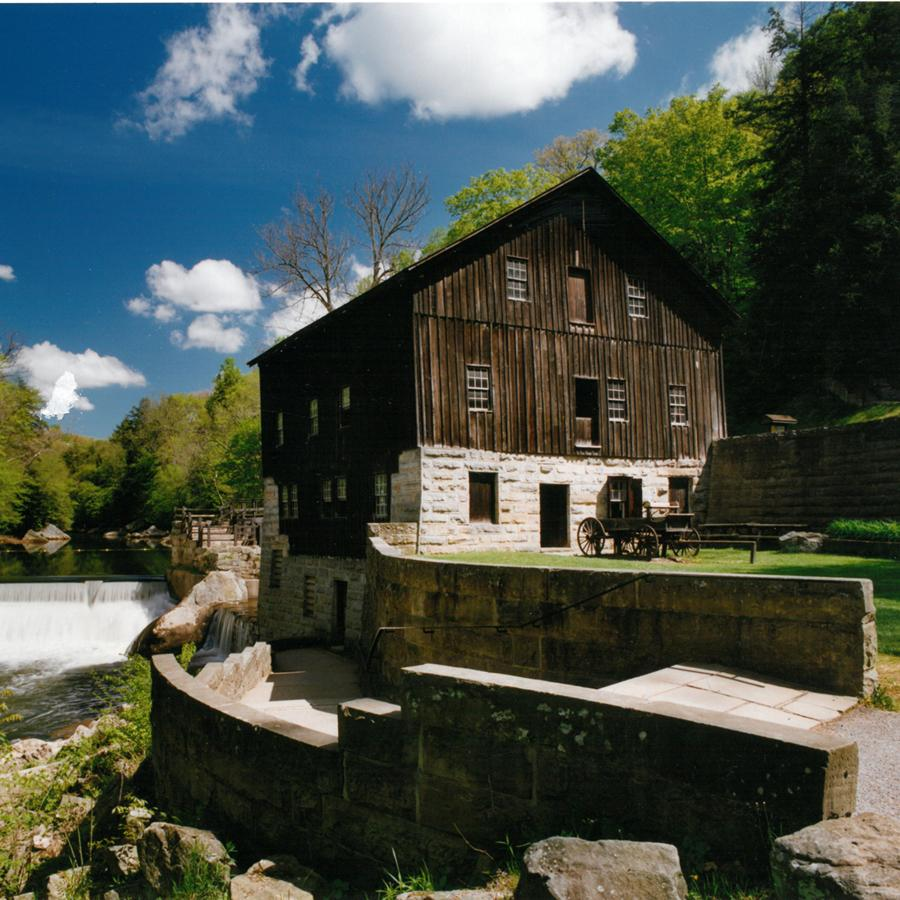 McConnells Mill State Park - Portersville, PA
